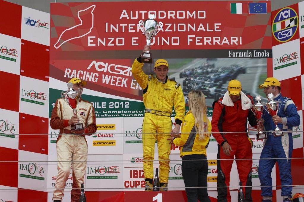 Seat Ibiza Cup Imola (ITA) 14-15 04 2012